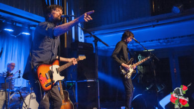 The Stunning, live at Set Theatre, Kilkenny. Photo: Ian McDonnell/Mc Gig Photography