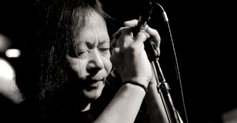 Damo Suzuki live at the Dominion Tavern, Ottawa, Ontario, Canada; March 23, 2012. Photo: Nick Soveiko