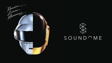 Daft Punk @ Soundome