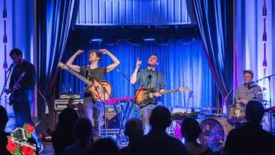 Delorentos, live at Set Theatre on Sunday 14 October 2018