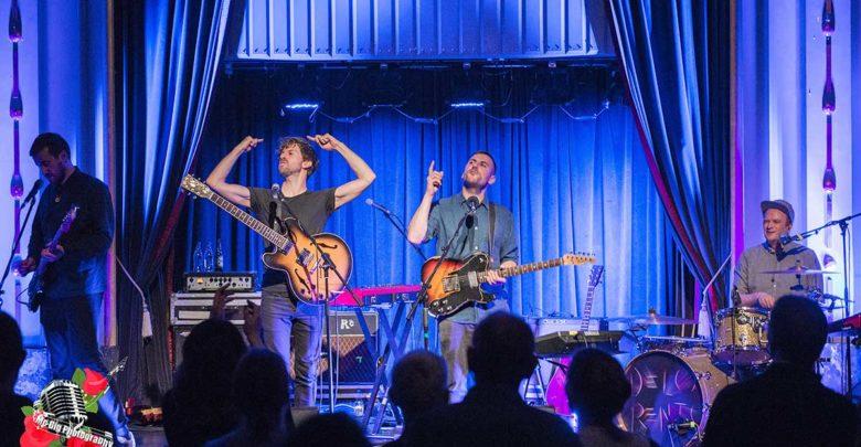 Delorentos, live at Set Theatre on Sunday 14 October 2018