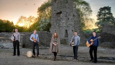 Caladh Nua will play Kilkenny Tradfest 2018. Photo: Caladh Nua/Facebook