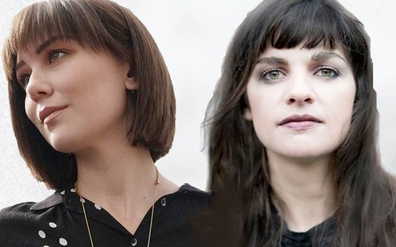 Molly Tuttle and Rachel Bainman