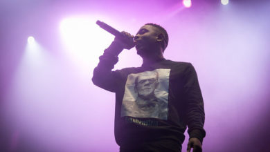 Kendrick Lamar to perform at Electric Picnic