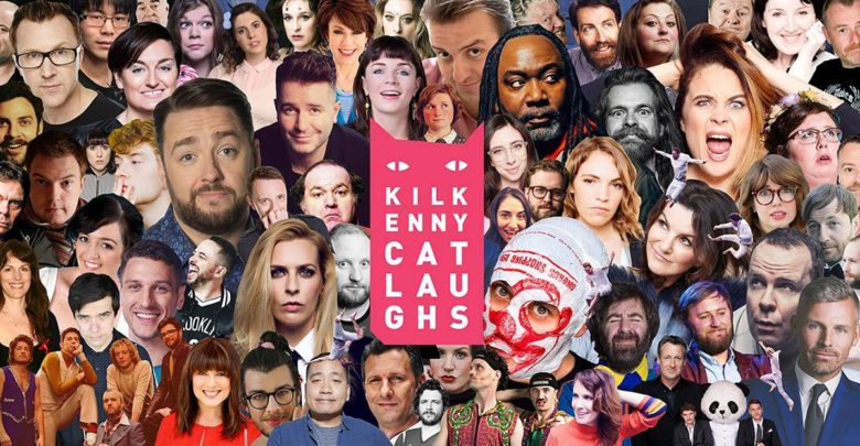 Kilkenny Cat Laughs Comedy Festival 2018