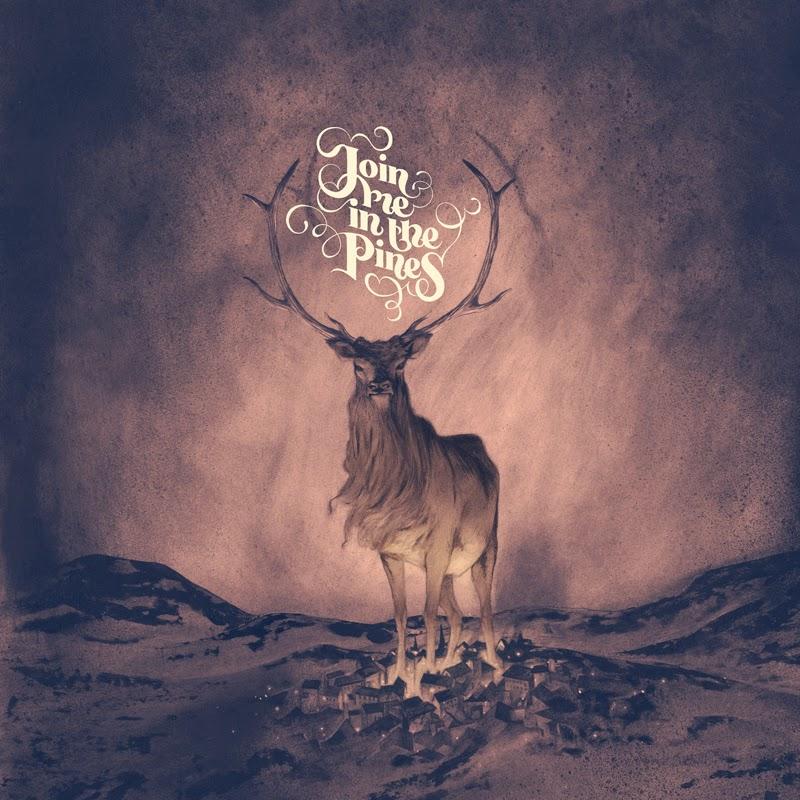 Join Me In The Pines 'Inherit' album artwork