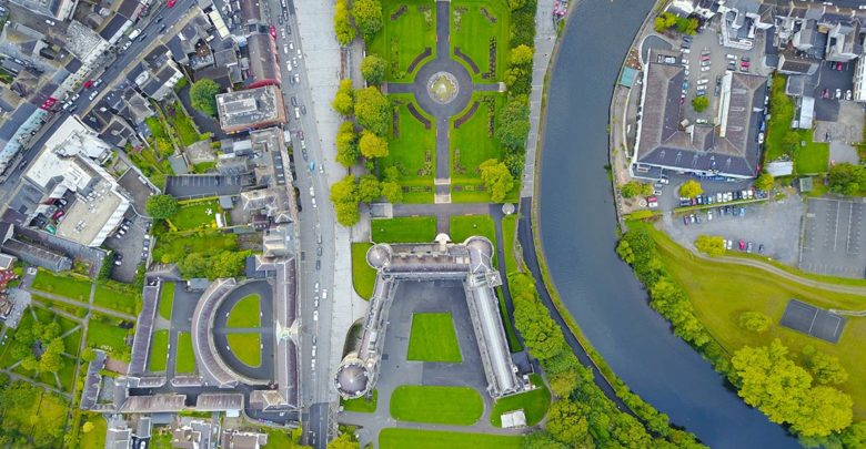 Visit Kilkenny Castle. Photo: Kevin B. Leigh/Unsplash