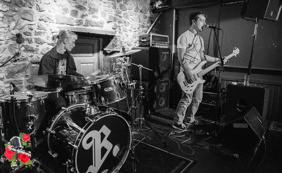 Out Of Habit, 22/6/18. Photo: Ian McDonnell/Mc Gig Photography