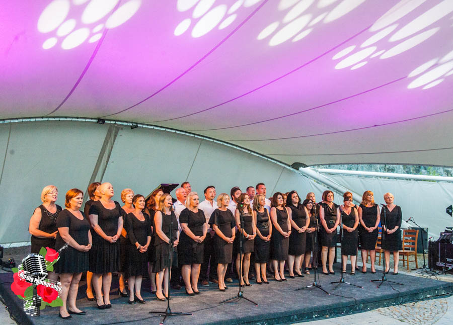 Lady Desart Choir. Photo: Ian McDonnell / Mc Gig Photography