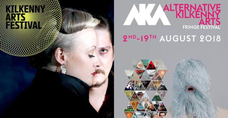 AKA Fringe and Kilkenny Arts Festival