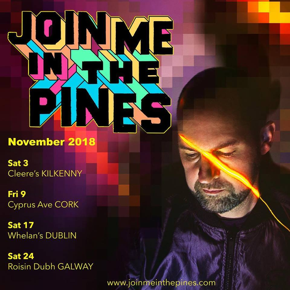 Join Me In The Pines: Autumn Tour