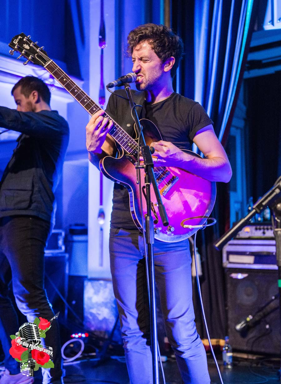 Delorentos at Set Theatre. Photo: Ian McDonell/Mc Gig Photography